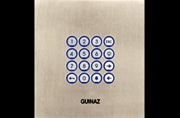 Модуль доступа с кодовым набором, панель ALEA GD0501