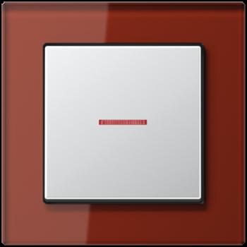 Дизайнерские клавишные выключатели JUNG серии A Creation