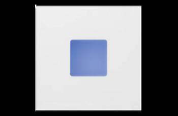 Сенсорный выключатель Basalte Tacto open с RGB подсветкой