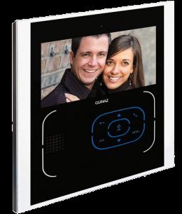 """Цветной монитор видеодомофона Guinaz Tactile 7"""""""