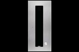Одноабонентская вызывная панель Guinaz ALEA со считывателем